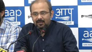 BJP ruled MCD's have Become Dens of Corruption : AAP