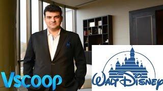 Siddharth Roy Kapur Quits Walt Disney India? #VSCOOP