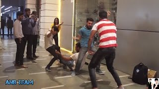 Awkward Dancing Prank - Prank in India 2016 |ANB Team
