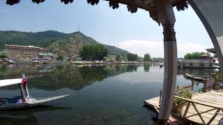 Stay At Boat House!!! Dal Lake, Srinagar - Jammu & Kashmir Vlog - Day 4