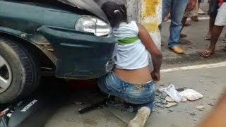 New Most Dangerous Road Accident in World Video - Never Want to Drive On