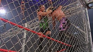 RVD vs. Chris Jericho - Intercontinental Title Cage Match: Raw, Oct. 27, 2003 on WWE Network