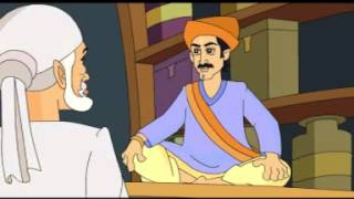 दिपावली - Sai Bab a Animated Story - In Hindi