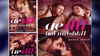 Ae Dil Hai Mushkil and Shivay Released - Inside Story