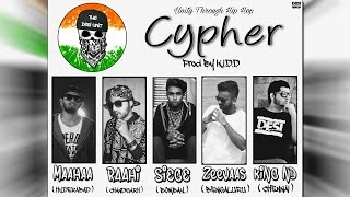 The Desi Unit Cypher - MaaHaa x Raahi x The Siege x ZeeVaas x KING ND - Prod. K.I.D.D - Desi Hip Hop