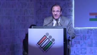 Address by Election Commissioner Mr. Achal Kumar Joti