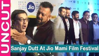 Kiran Rao And Sanjay Dutt At Jio Mami Film Festival - Uncut