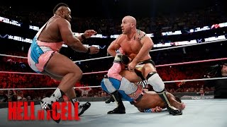 Big E buoys The New Day vs. Cesaro & Sheamus: WWE Hell in a Cell 2016