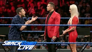 "On ""Miz TV,"" Daniel Bryan reveals SmackDown LIVE's Survivor Series team: SmackDown LIVE, Nov 1, 2016"
