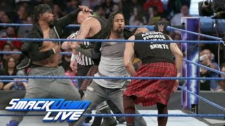 The Headbangers vs. The Usos - Survivor Series Tag Team Qualifier: SmackDown LIVE, Nov. 1, 2016