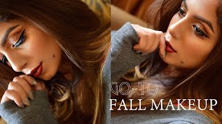 Tutorial : My Go-To Fall Makeup BeautyConfessionz