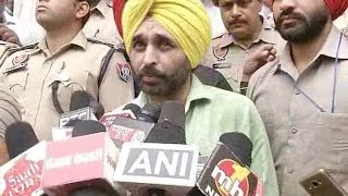 No more discussions about Sidhu in AAP: Bhagwant Mann clears the air!