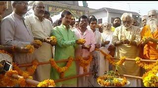 अयोध्या के दिगंबर अखाड़ा में कारसेवकों को दी गई श्रद्धांजलि