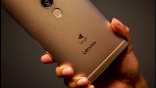 Lenovo Phab 2 Pro World's First Tango Smartphone - Price & Full Specification