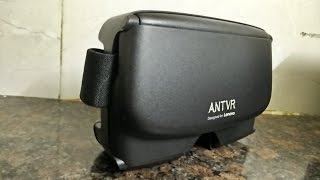 {Hindi} Unboxing OF Lenovo ANTVR  Headset