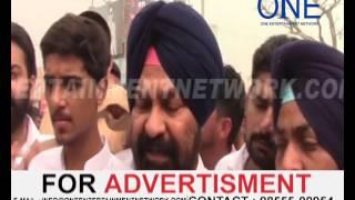 putla foonk pardarshan | 1984 pidito ke liye maanga insaaf | gidderbaha | leaders ke putle foonke