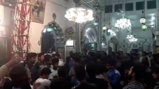 72 hai Khuda walo salam hai karbala walo Nauha Anjuman-e-Shabbirya Lucknow, India