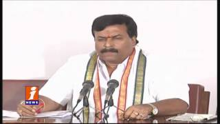 Ponguleti Sudhakar Reddy Slams KCR on Spoiling Money | iNews