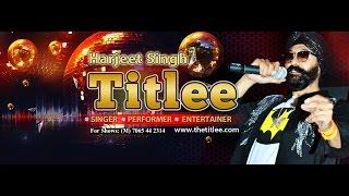 Show Reel | Harjeet Singh Titlee