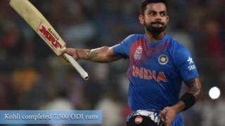 Virat Kohli sets new ODI Record in Englabd after beating Ab De Villiers
