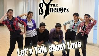Dance Choreography on Let's Talk about Love BAAGHI | Tiger Shroff, Shraddha Kapoor Neha Kakkar