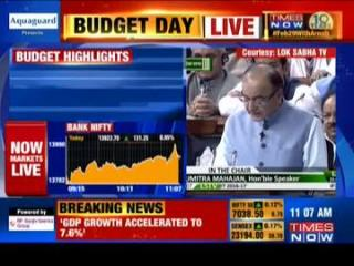 Wish to enhance expenditure in farm, rural sector, infraand social sector: FM