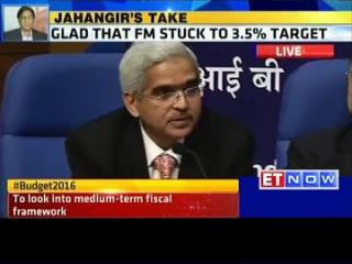 It's a transformative, credible budget: Economic Affairs Secretary