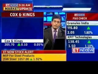 Cox & Kings Q3 net profit at Rs 106.71 crore
