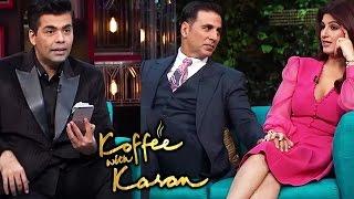 Twinkle Khanna's CROTCH Joke With Karan Johar On Koffee With Karan 5