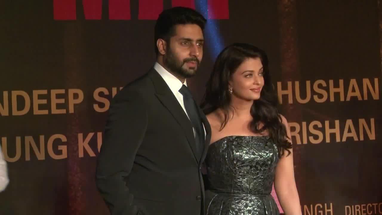 Aishwarya Rai Bachchan turns DESIGNER reveals Abhishek Bachchan