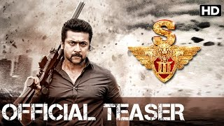 S3 Official Teaser Tamil Suriya, Anushka Shetty, Shruti Haasan Harris Jayaraj Hari