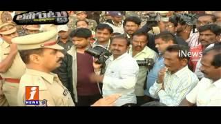 Karimnagar Commissioner VV Kamal Hassan Reddy Aggressive in District | Loguttu |