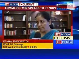 World Bank rankings are relative: Nirmala Sitharaman