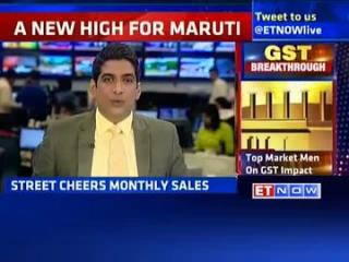 Reducing production of others for Baleno, Brezza: Maruti