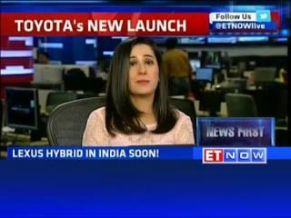 Toyota plans to launch Lexus hybrid in India soon