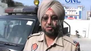 phagwara banga mukhya marg par jeep aur troly ki zabardast takkar sawaariya ghaayal