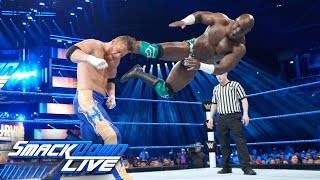 Apollo Crews vs. Curt Hawkins: SmackDown LIVE, Nov. 8, 2016