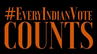 Every Indian Vote Counts- Competition & Survey