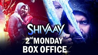 Ajay Devgn's SHIVAAY 11th Day Box Office Collection - ROCK STEADY