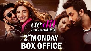 Ae Dil Hai Mushkil 11th Day Box Office Collection - Major DROP
