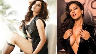 Hot And SXY Sunny Leone And Hottest Richa Chaddha At Screening Of Short Film Raakh NASHA