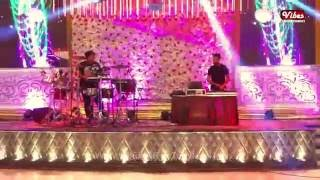 DJ Amit with Percussionist Vipin Sagar