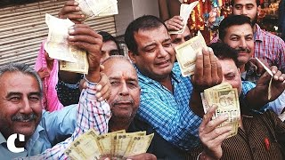 People React to the Demonetisation of 500 and 1000 Rupee Notes