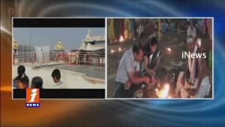 Yadadri Temple Getting Ready For Kartik Purnima Celebrations   iNews