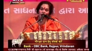 Vishw Gauraksha Sant Mahasamellan Live - Ahemdabad Day 5 Part 2 (11-2-16)
