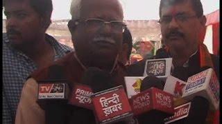 पूर्व मंत्री ने कहा, राहुल की पार्टी की 'खाट' खड़ी हुई
