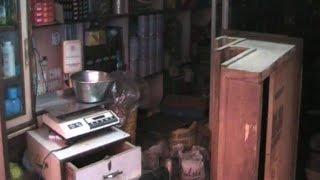 ड्राईफ्रूट कारोबारी की दुकान से सवा लाख के छोटे नोटों समेत ड्राईफ्रूट चोरी