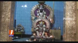 Pooja At Ayyappa Temple Nirmal District iNews