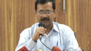 Delhi CM Arvind Kejriwal Replies To PM Modi's Speech which was held in Goa