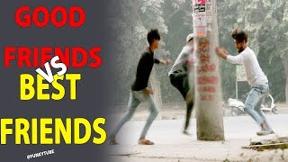 Good Friends vs Best Friends FunkyTube